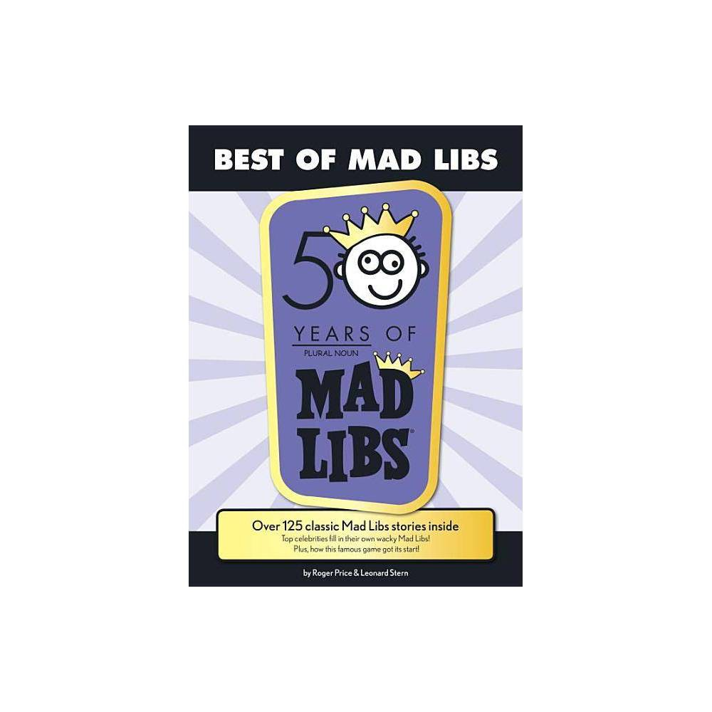 Best of Mad Libs (Paperback) - by Roger Price Coupons