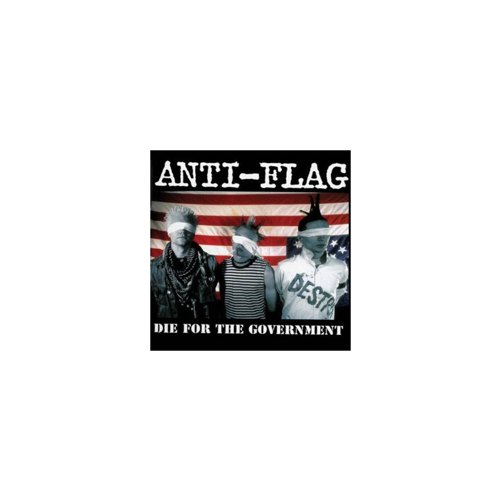 Anti-flag - Die For The Government (Vinyl)