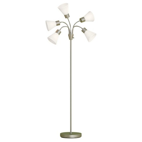 5 Head Floor Lamp Room Essentials Target