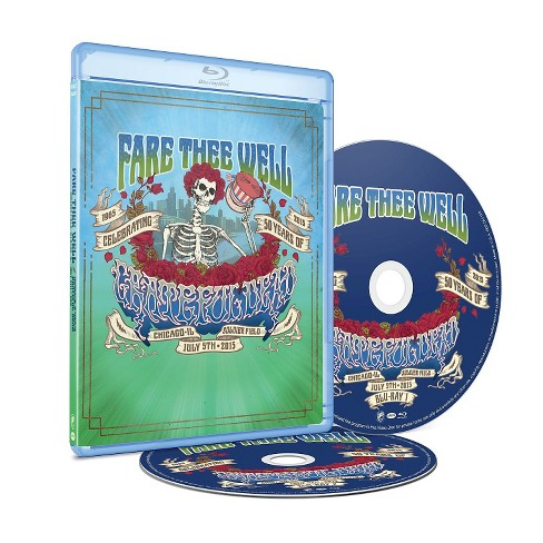 Fare thee well (July 5th) (Blu-ray) - image 1 of 1