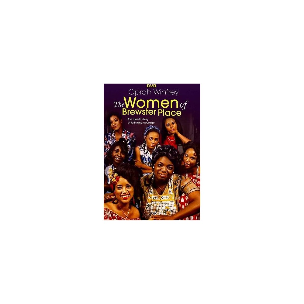 Women Of Brewster Place (Dvd)