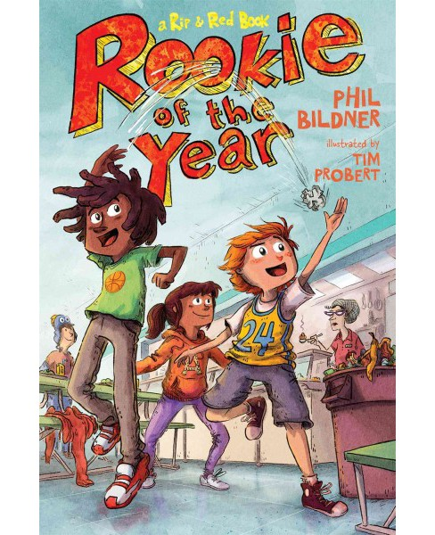 Rookie of the Year (Hardcover) (Phil Bildner) - image 1 of 1