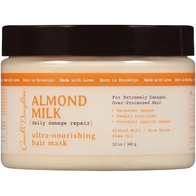 Carol's Daughter Almond Milk Daily Damage Repair Ultra Nourishing Hair Mask -12oz