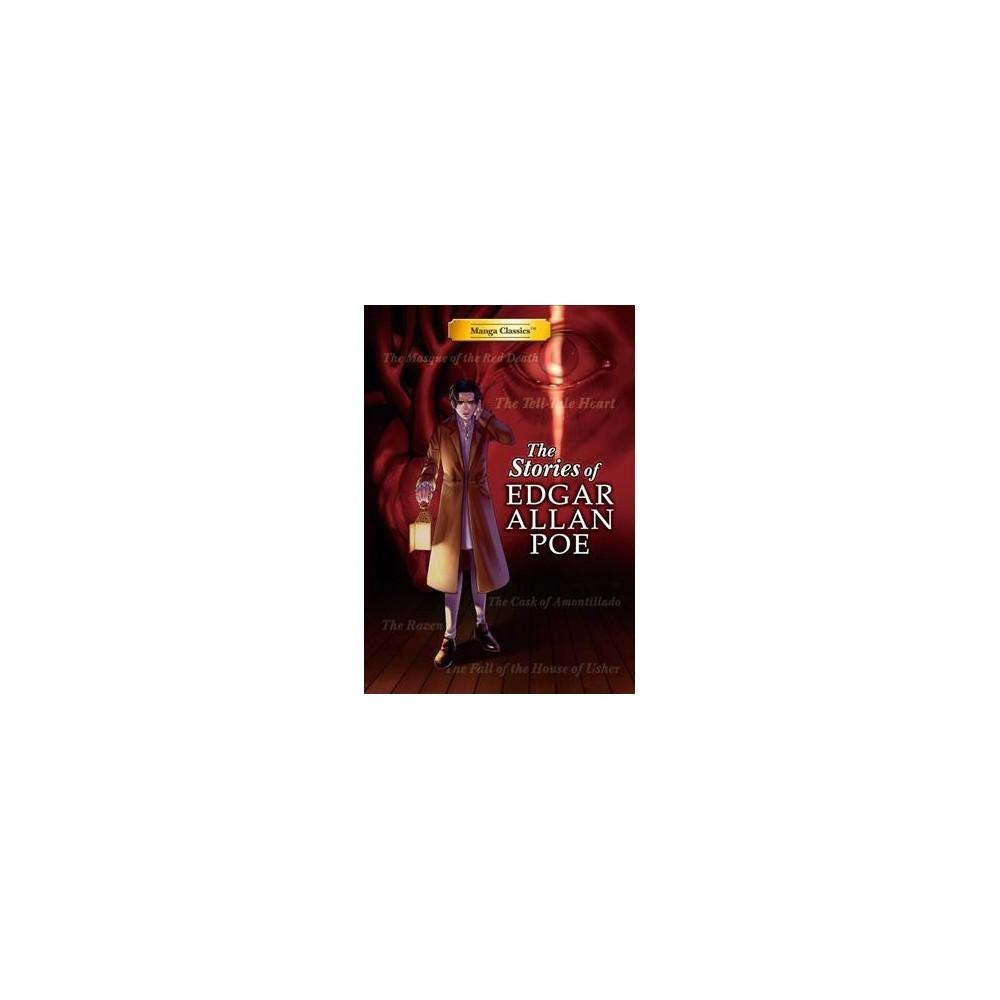 Stories of Edgar Allen Poe - Reprint (Manga Classics) by Edgar Allan Poe (Paperback)
