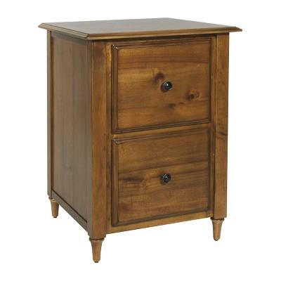 Bandon File Cabinet Ginger Brown - OSP Home Furnishings