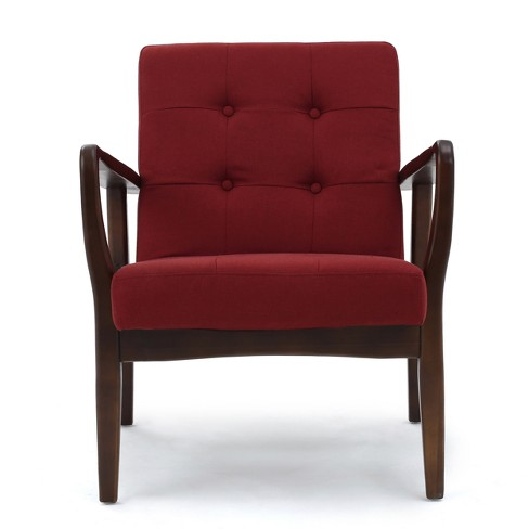 Brayden Tufted Club Chair - Christopher Knight Home - image 1 of 4