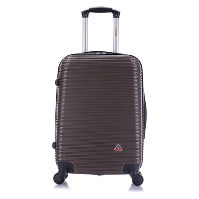 "InUSA Royal 20"" Lightweight Hardside Carry On Spinner Suitcase"