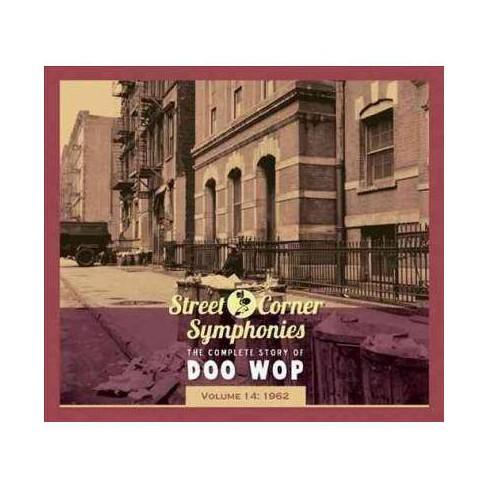 Various - Street Corner Symphonies: 1962 (CD) - image 1 of 1
