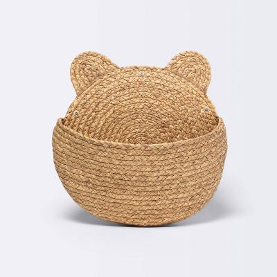 Hanging Wall Storage Basket - Cloud Island™ - Bear