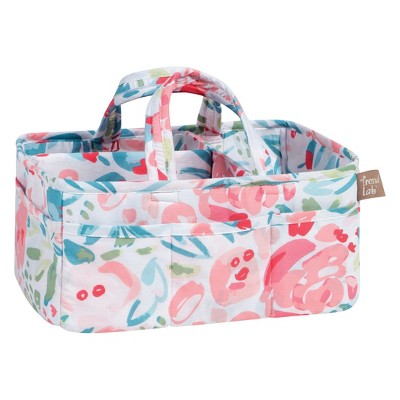 Trend Lab Storage Caddy - Painterly Floral