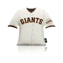MLB San Francisco Giants Jersey Plush Pillow