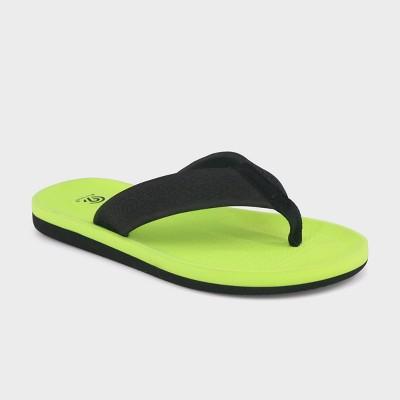 6b8e3b91828 Boys Felipe Flip Flop Sandals – C9 Champion® Yellow L – Target ...
