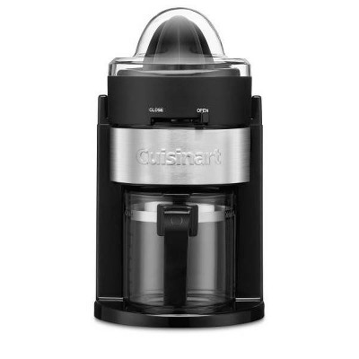 Cuisinart Citrus Juicer with Carafe - Black and Stainless Steel - CCJ-900TG