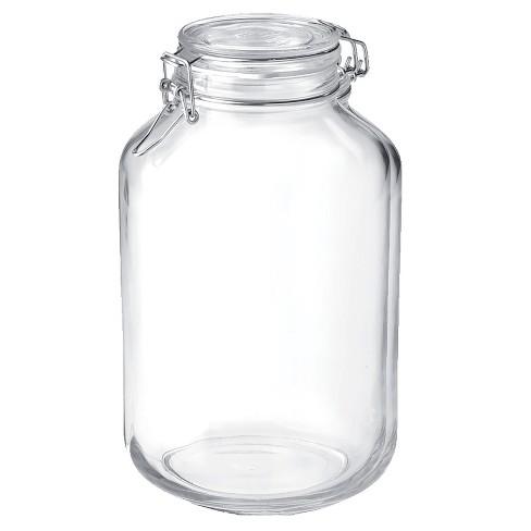 Bormioli Rocco 135.25oz Fido Clamp Canning Jar - image 1 of 1