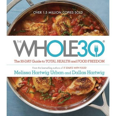 The Whole30: The 30-Day Guide to Total Health and Food Freedom (Hardcover) by Melissa Hartwig
