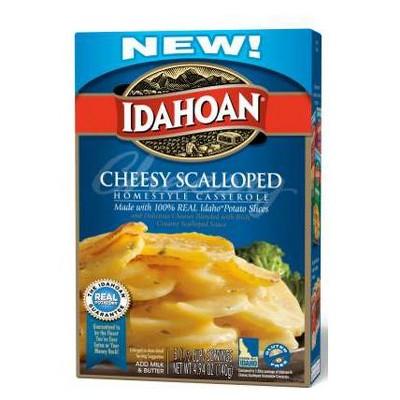 Idahoan Gluten Free Cheesy Scalloped Homestyle Casserole - 4oz