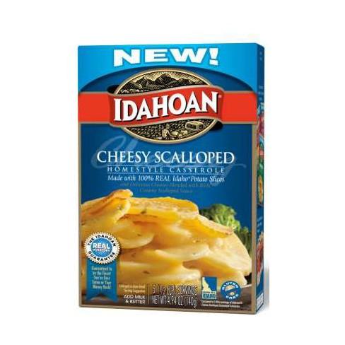 Idahoan Cheesy Scalloped Homestyle Casserole - 4oz - image 1 of 1