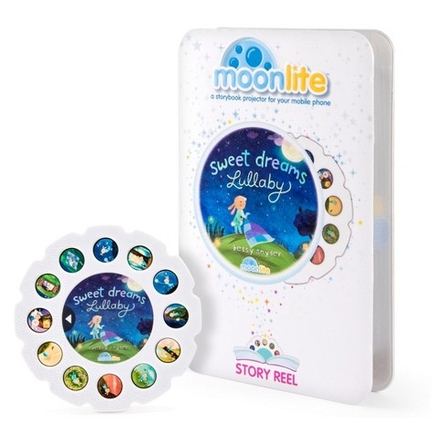 Moonlite - Sweet Dreams Lullaby Reel for Moonlite Story Projector - image 1 of 4