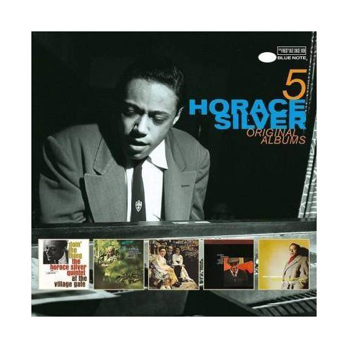 Horace Silver - 5 Original Albums (CD) - image 1 of 1