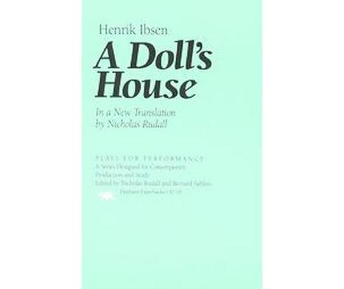 Doll's House (Paperback) (Henrik Ibsen) - image 1 of 1