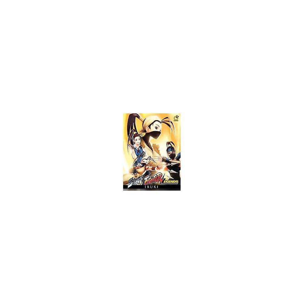 Street Fighter Legends ( Street Fighter Legends) (Hardcover)