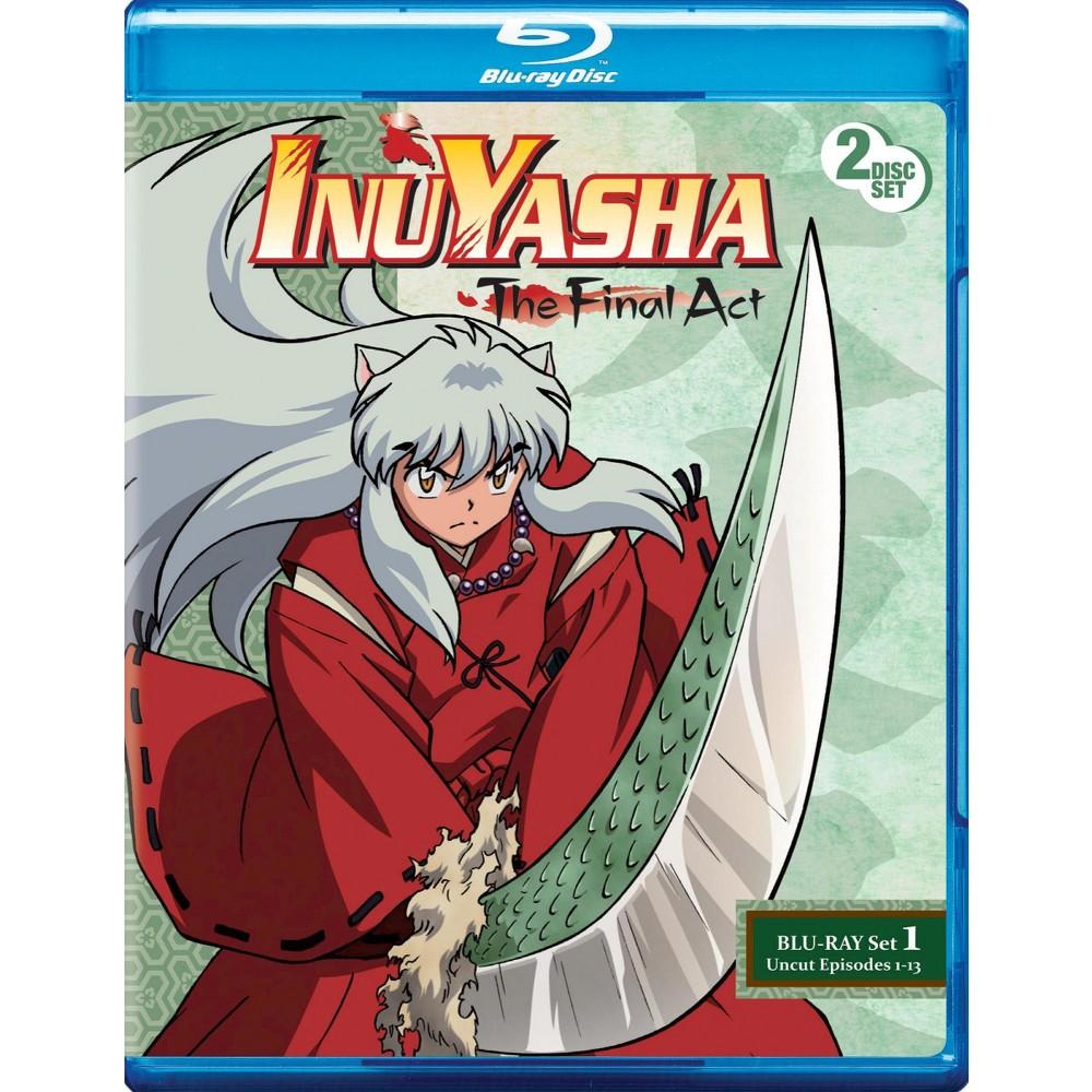 Inuyasha:Final Act Set 1 (Blu-ray)