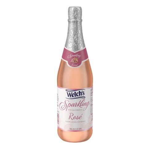 Welch's Sparkling Ros - 25.4 fl oz Glass Bottle - image 1 of 3