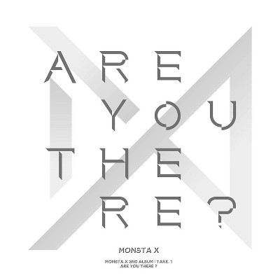 Monsta X - Take.1 Are You There? (CD)