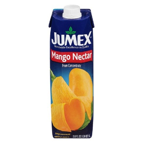 Jumex Mango Nectar Fruit Juice - 33.8 fl oz Carton - image 1 of 3