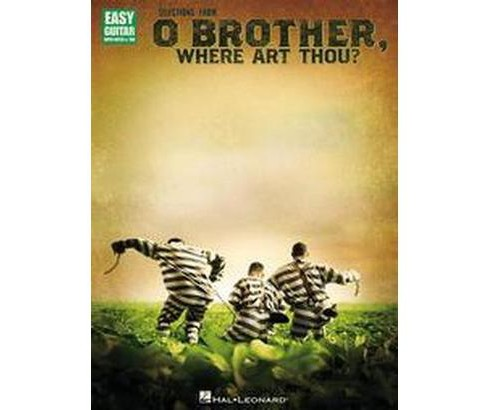 Selections from O Brother, Where Art Thou (Paperback) - image 1 of 1