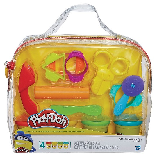 Play-Doh Starter Set, modeling dough image number null