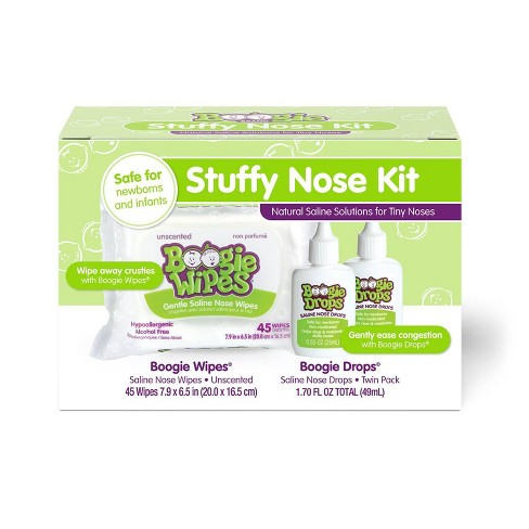 Boogie Stuffy Nose Kit - image 1 of 4