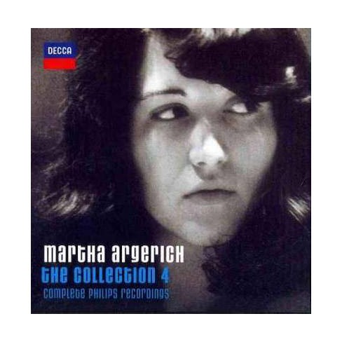 Martha Argerich - Martha Argerich: The Collection 4 - Complete Philips Recordings (CD) - image 1 of 1