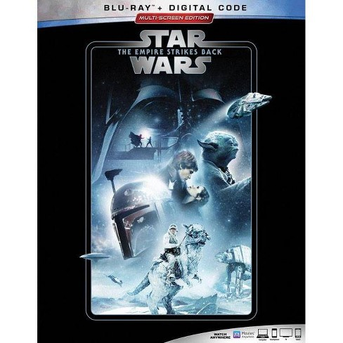 Star Wars: The Empire Strikes Back (Blu-Ray Digital) - image 1 of 2