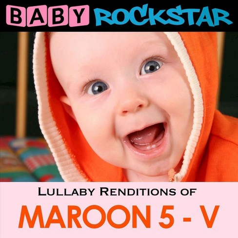 Baby rockstar - Lullaby renditions of maroon 5:V (CD) - image 1 of 2