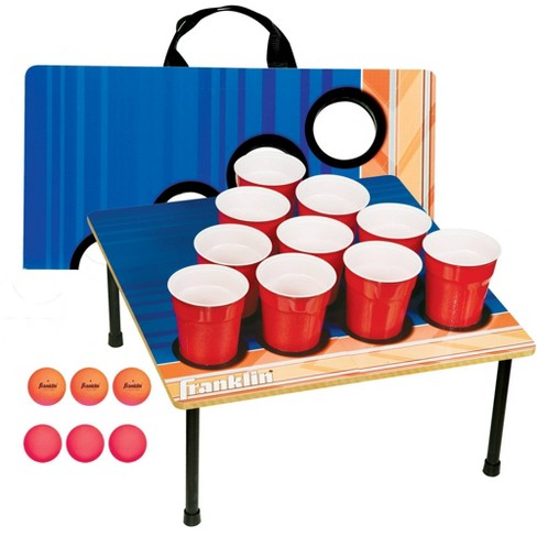 Franklin Sports Fold-N-Go 10 Cup Game - image 1 of 3