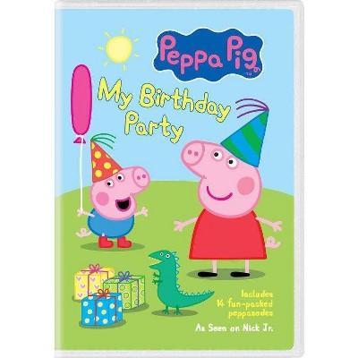 Peppa Pig: My Birthday Party (DVD)