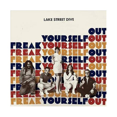 Lake Street Dive - Freak Yourself Out (Vinyl) - image 1 of 1