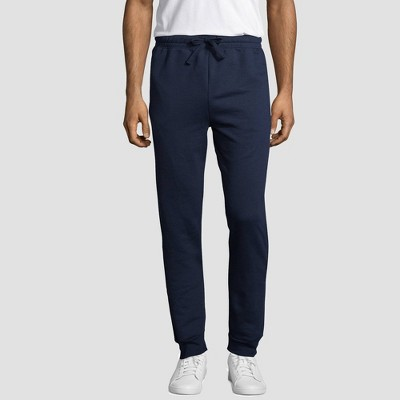 Hanes Men's EcoSmart Fleece Jogger Pants