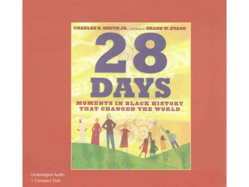 28 Days (CD/Spoken Word) (Charles R. Smith) - image 1 of 1