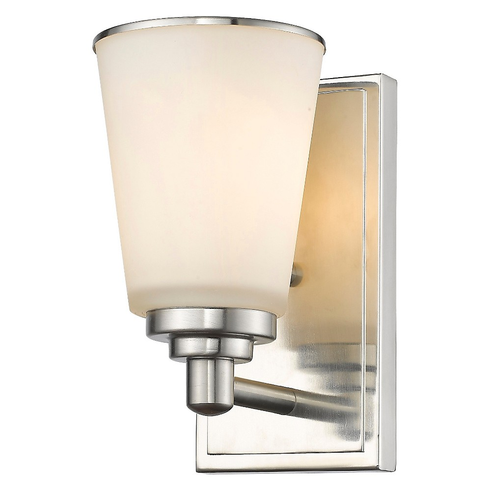 Sconce Wall Lights with Matte Opal Glass - Z-Lite