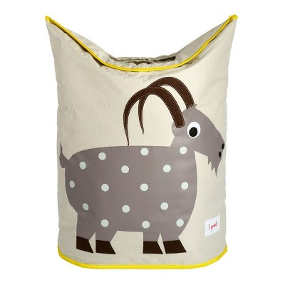 Goat Canvas Storage Hamper - 3 Sprouts