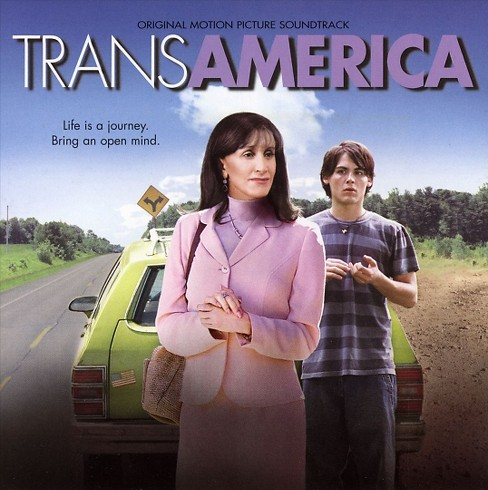 Various - Transamerica (Ost) (CD) - image 1 of 1