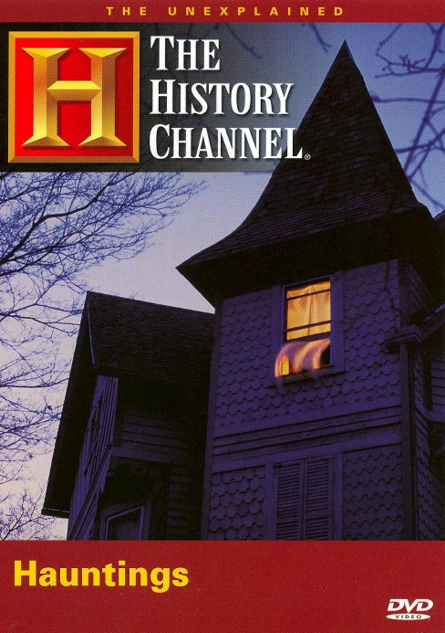 Unexplained:Hauntings (DVD) - image 1 of 1