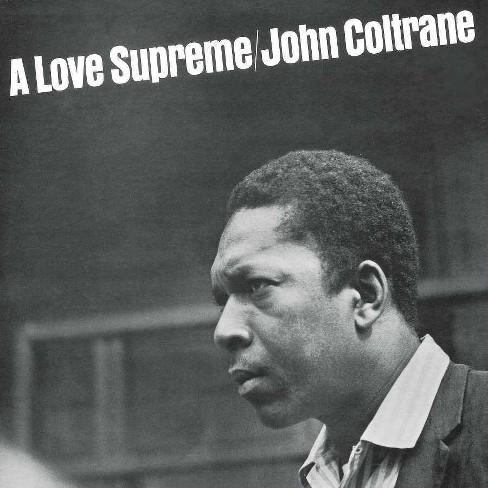 John Coltrane - A Love Supreme (Vinyl) - image 1 of 1