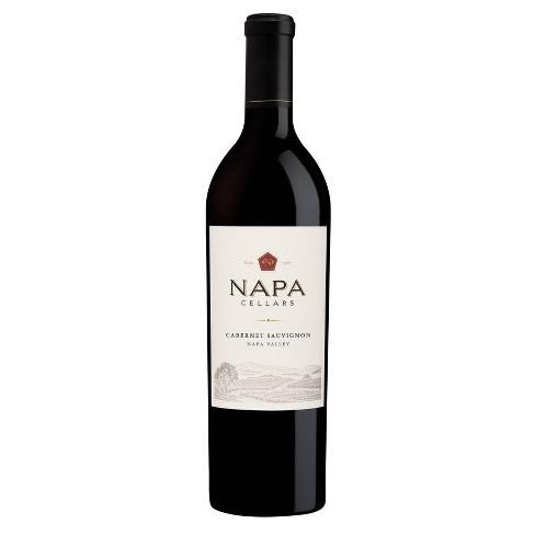 Napa Cabernet Sauvignon Red Wine - 750ml Bottle - image 1 of 4