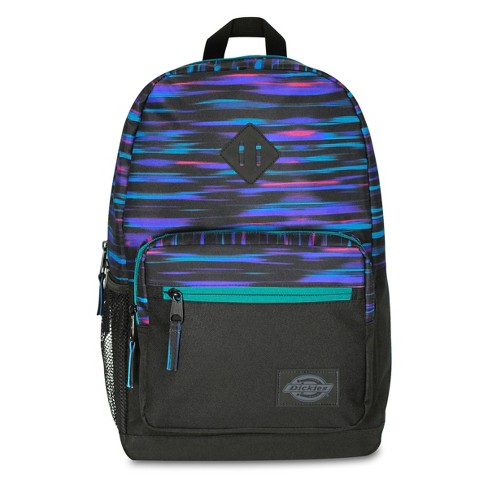 "Dickies 17"" Study Hall Backpack - Neon Lights - image 1 of 3"