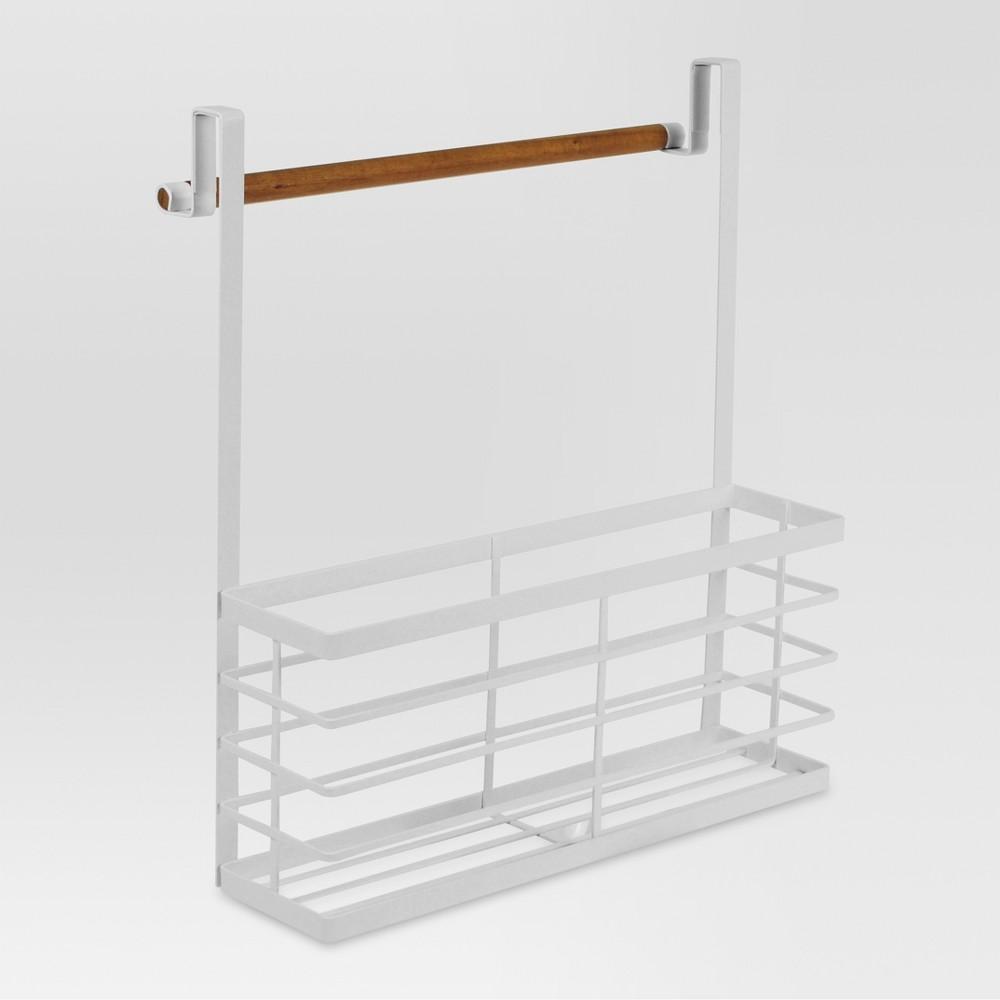 Kitchen Storage Racks, Holders and Dispensers White - Threshold