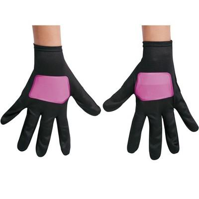 Power Rangers Pink Ranger Ninja Steel Child Gloves