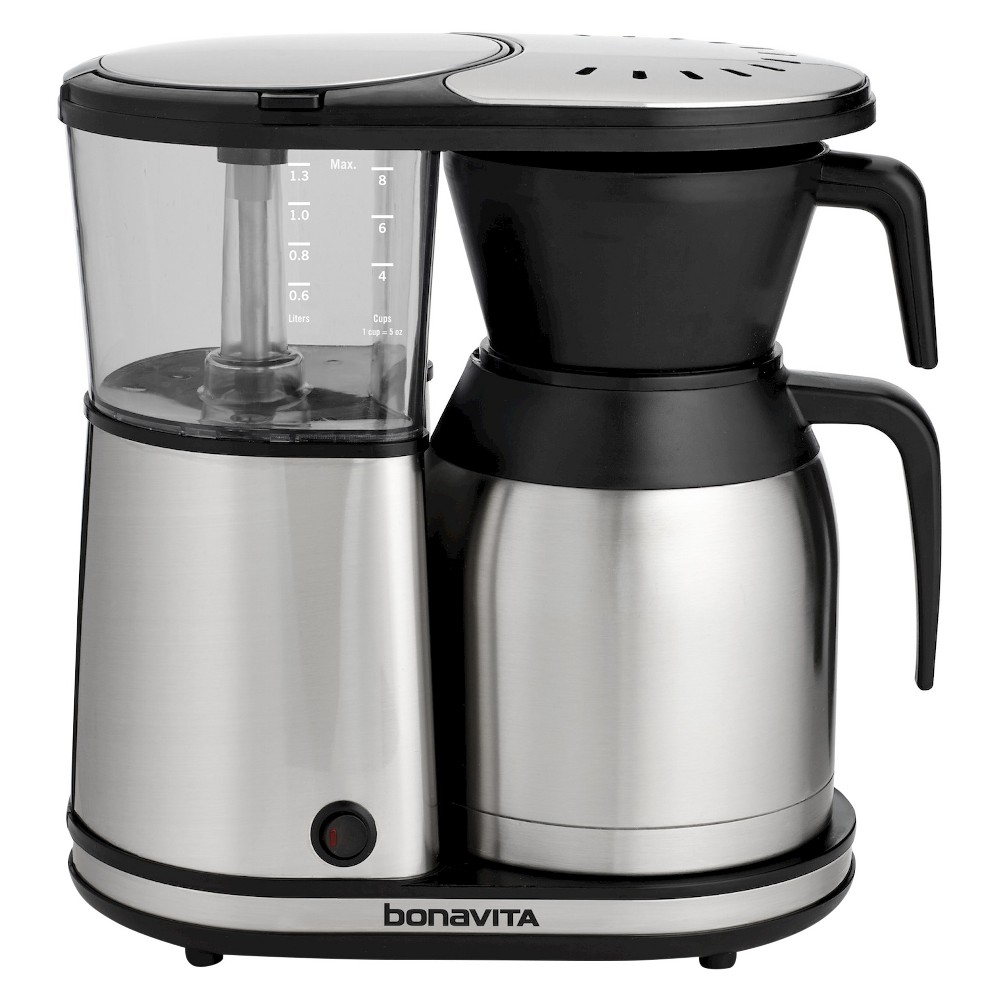 Bonavita Coffee Makers BV1900TS Silver